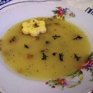 Žampionová slavnostní polévka recept