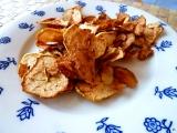 Jablečné chipsy recept