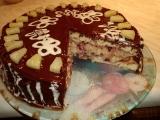 Ostravský dort recept