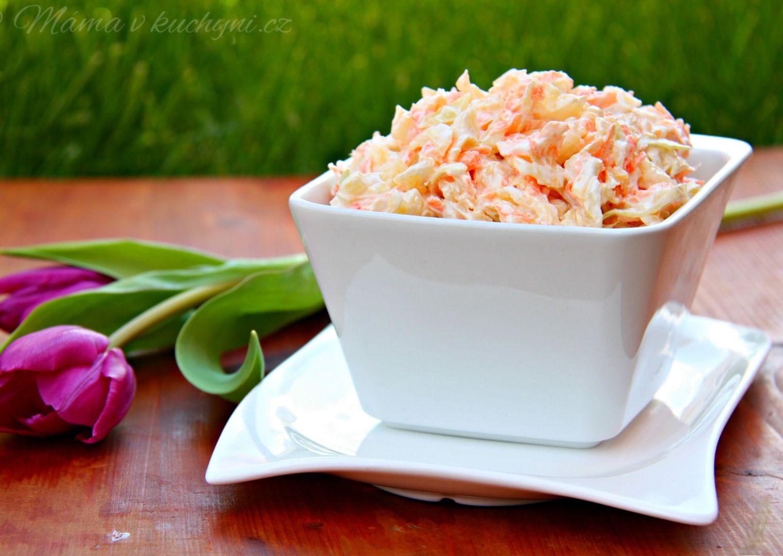 Odlehčený Coleslaw recept