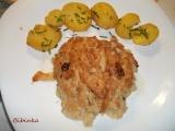 Kuřecí prsa s mandlovou krustou recept