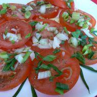 Provensálský rajčatový salát recept