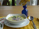 Pórkovo-cuketová krémová polévka recept