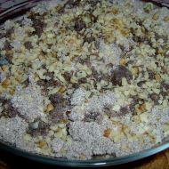 Nudle s ořechy recept