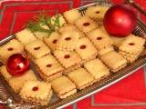 Linecké keksy recept
