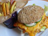 Vegan burger z červené čočky se zeleninou recept