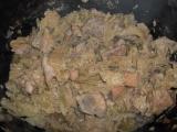 Vepřové maso v kapustě v pomalém hrnci recept