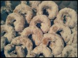 Vanilkové rohlíčky extra ořechové recept