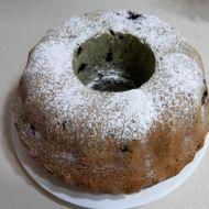 Maková bábovka s borůvkami recept