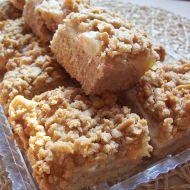 Hraběnčin koláč s broskvemi recept