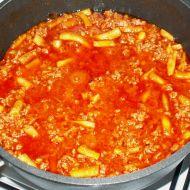Fazolky po arabsku recept