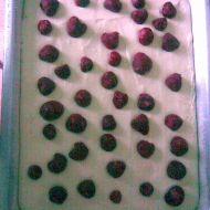 Jogurtový koláč s ovocem recept
