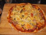 Nejlepší pizza recept