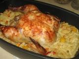 Babské kuře recept