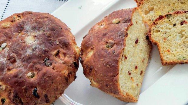 Chřestový chléb