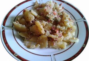 Francouzské brambory  bez vaření