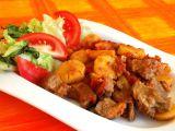 Opékané jehněčí maso s bramborami recept