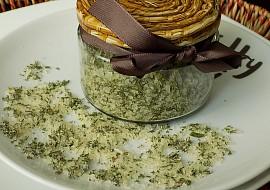Domácí bylinková sůl recept