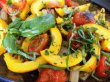 Pečená zelenina s bazalkou recept