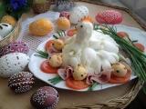 Kvočna na Velikonočním stole recept