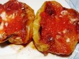 Grilovaná jablka s marmeládou i pro dia recept