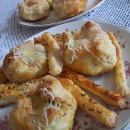 Sýrové šátečky recept