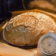 Žitno-pšeničný chléb z žitného kvásku recept
