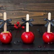 Vánoční jablka v karamelu recept