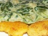 Ideální na zelený čtvrtek Polentové nočky se sýrovým špenátem ...