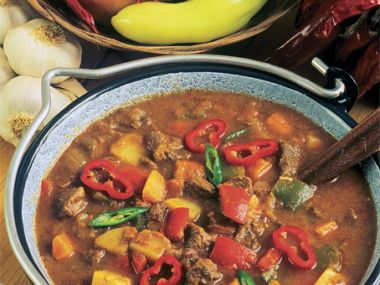 Marocký guláš
