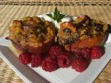 Gratinované broskve nebo meruňky recept