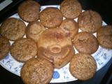 Muffiny s jahodami a čokoládou recept