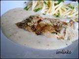 Kuřecí plátky v hermelínové omáčce recept