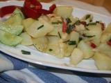 Vídeňský salát recept