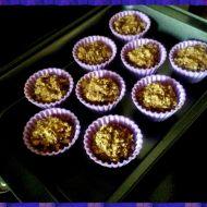 Celozrnné muffiny s banánem recept