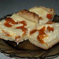Linecký koláč s tvarohem a meruňkami recept