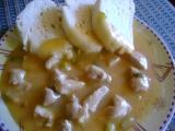 Okurková omáčka se sýrem recept