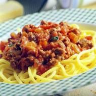 Pravé boloňské špagety recept