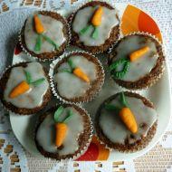 Muffiny s mrkví a jablkem recept