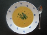 Mexická polévka z kukuřice recept