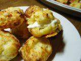 Sýrové profiteroles Guzhero recept