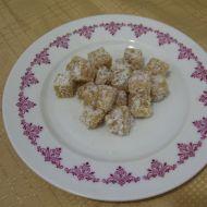Kdoulové nebo jablkové kostičky recept