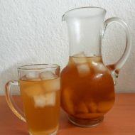 Ledový broskvový čaj recept