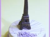Dort Eiffelovka recept