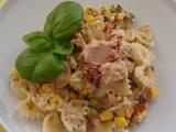 Těstovinový salát s broklicí a tuňákem recept