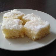 Snadná buchta s kokosem recept