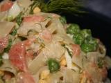 Holandský nudlový salát recept