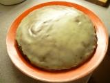 Mrkvový dort  vláčný s polevou recept