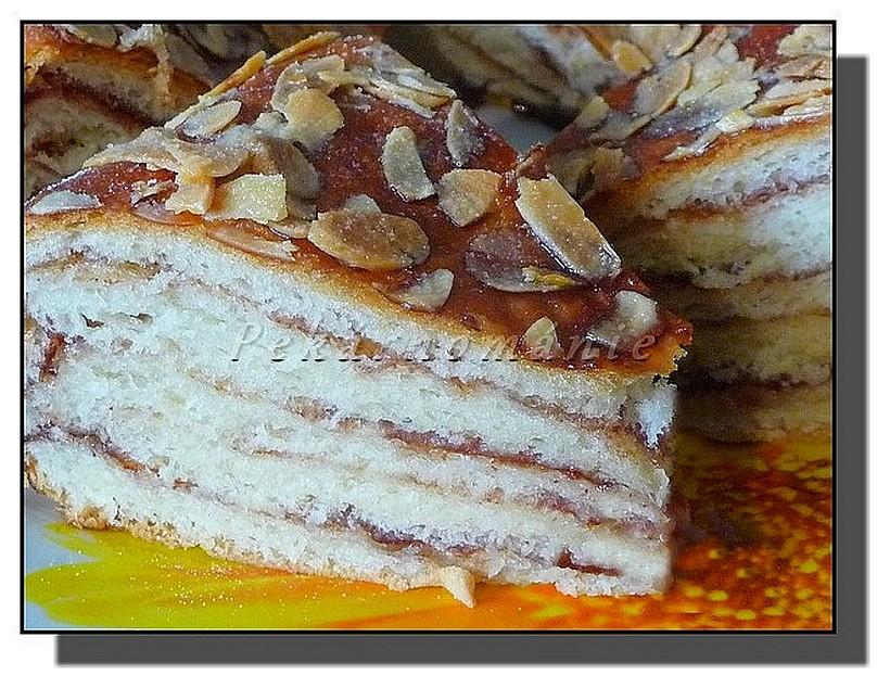Frgálový dort recept