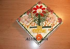 Slaný dort  pro Barušku recept